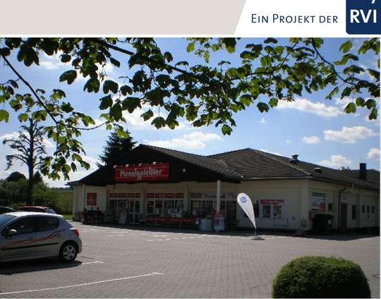 Attraktive Ladenfläche in einem Einkaufsmarkt in Zwönitz 35 m²