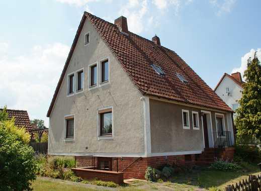* BURGDORF / OTZE - SANIERUNGSBEDÜRFTIGE IMMOBILIE * mit Nebengebäude u. großzügigem Grundstück