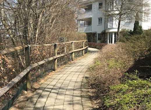 3-Zimmer-Dachgeschoss- Wohnung in malerischer Umgebung Isarhochufer Grünwald