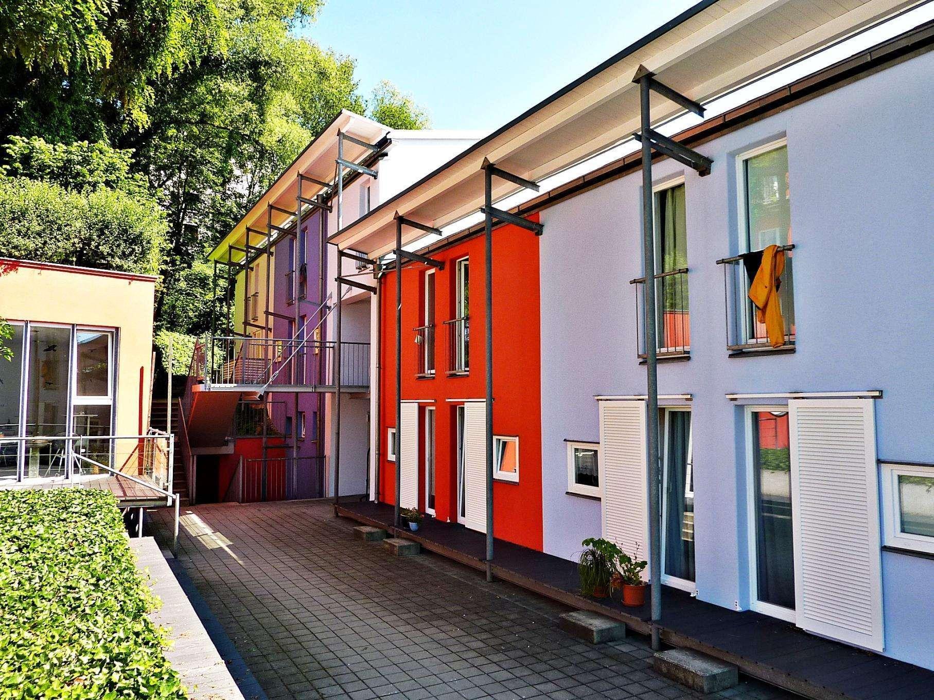 ** Wohnen an der Uni ** vollmöbliertes Studentenappartement in begehrter Lage ** in Haidenhof Süd (Passau)