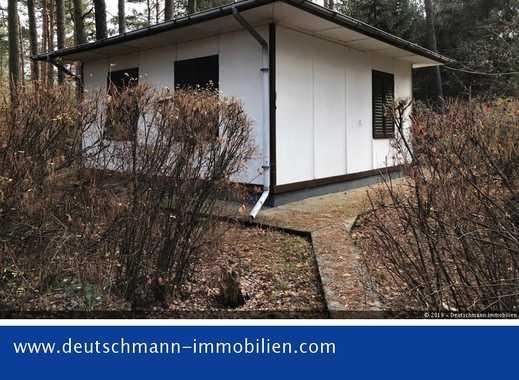 DEUTSCHMANN IMMOBILIEN ***** ivd - Ruhig gelegene Erholungsgrundstücke in Prendener Waldlage!