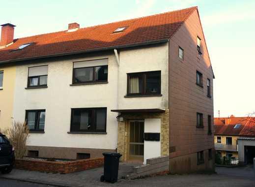 Vermietetes 3-Familienhaus, mit Garten und 2 Garagen