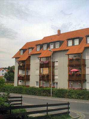 Sonnige ruhige 2-Zimmer Wohnung in Pegnitz (Bayreuth)