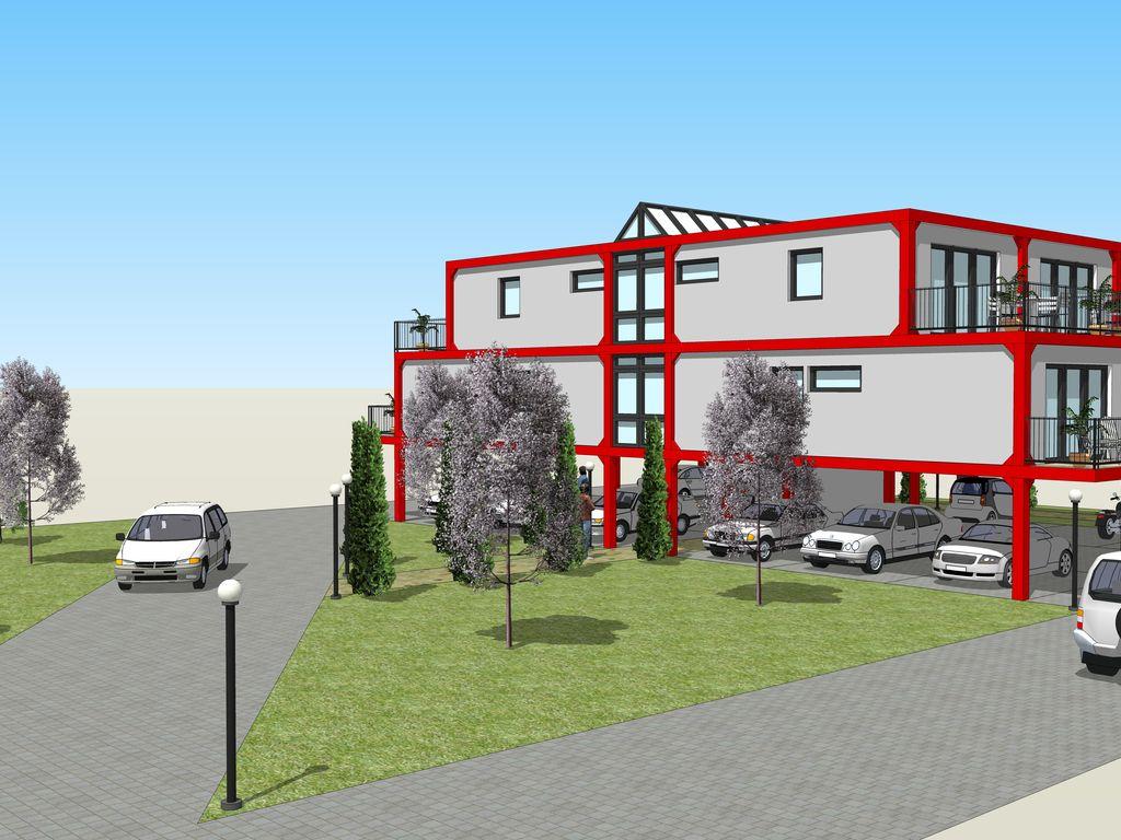 Großzügiges Ein-Zimmer-Apartment DG außen/Neubau Stadtlage Wetzlar
