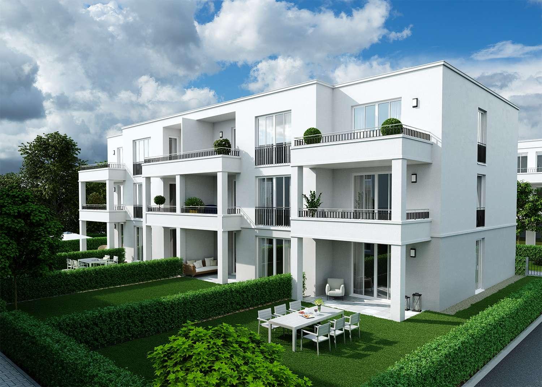 Traumhafte 2-Zimmer-EG-Wohnung mit großen Garten am Brandlberg!