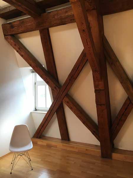 Attraktive 2-Zimmer-Maisonette-Wohnung mit Einbauküche in Straubing in Kernstadt (Straubing)