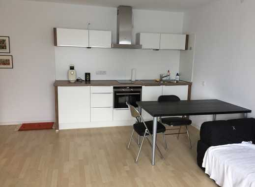 Zentral gelegene möblierte Kleinwohnung für Einzelperson