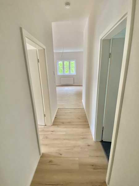 Erstbezug nach Sanierung: attraktive 2-Zimmer-Wohnung mit Balkon in Ansbach in Hennenbach (Ansbach)