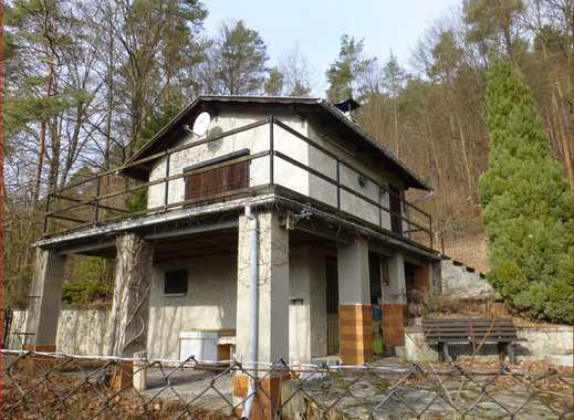 Ferienhaus auf Freizeitgrundstück in Frankenroda