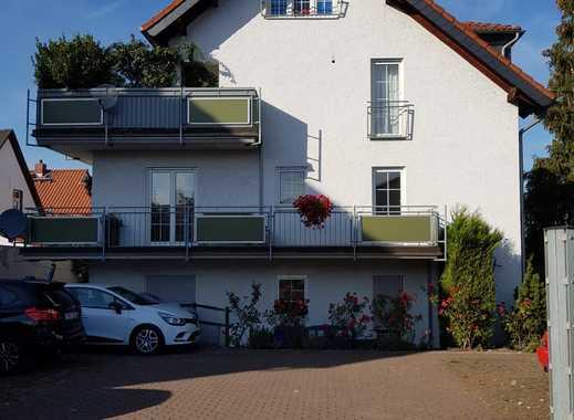 Lichtdurchflutete gepflegte 3-Zimmer-Wohnung mit Balkon und Einbauküche in Gonsenheim