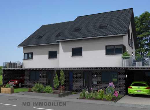 DHH in MG-Bonnenbroich, inkl. Grundstück, Fußbodenheizung, Rollläden, schlüsselfertig