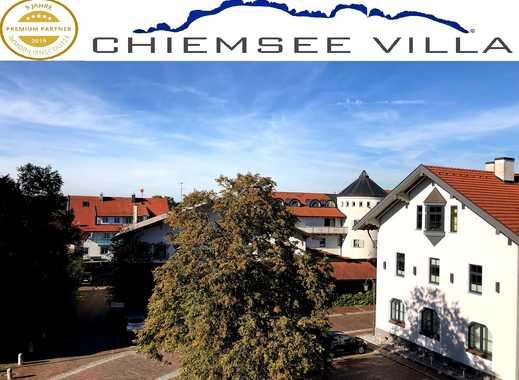 Für BAUTRÄGER, INVESTOREN - Baugrundstück in bester Zentrumslage von CHIEMSEE VILLA Immobilien