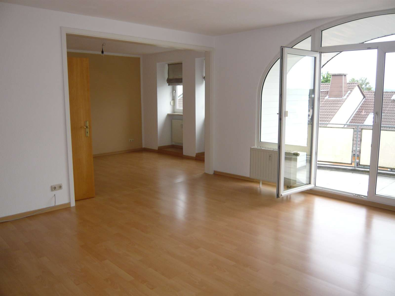 Schöne 3-Zi. Wohnung in Münchberg