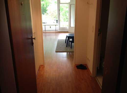 Nette 1-Zimmer-Wohnung mit Balkon und EBK in Hamburg-Lokstedt
