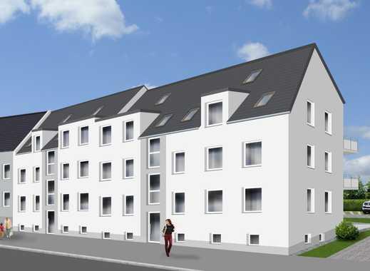 Familienwohnen = Neubau-Eigentumswohnung im EG mit Südwestterrasse, Garten und Aufzug