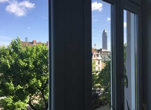 2-Zimmer-Single-Wohnung mit Skyline-Blick - provisionsfrei