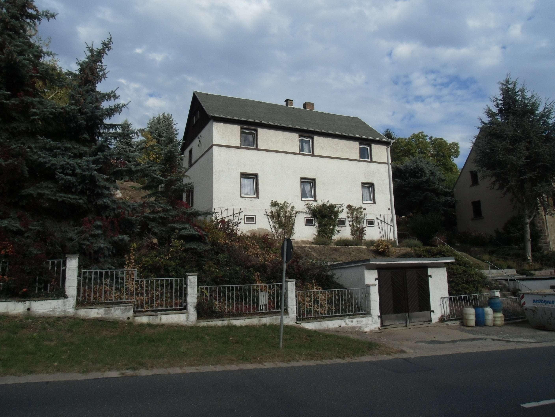 sehr geräumiges Ein-/Zweifamilienhaus in Südhanglage - Haus zum Kauf in Meißen