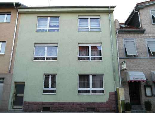 Ein Haus zum Wohnen und Vermieten