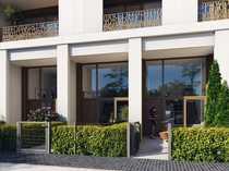 Die Patiowohnung mit privatem Eingangsbereich