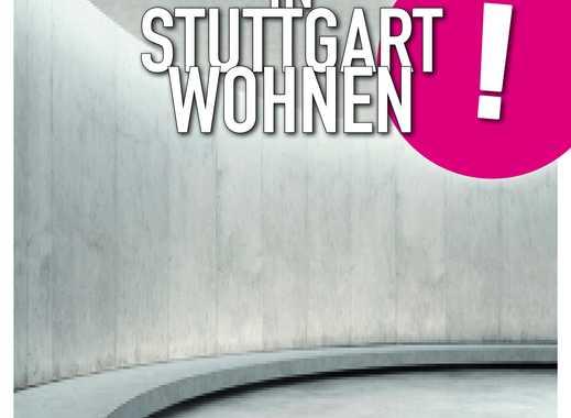 neu renoviert -  helle 3 Zimmer-Dachgeschoßwohnung in Stuttgart-Ost