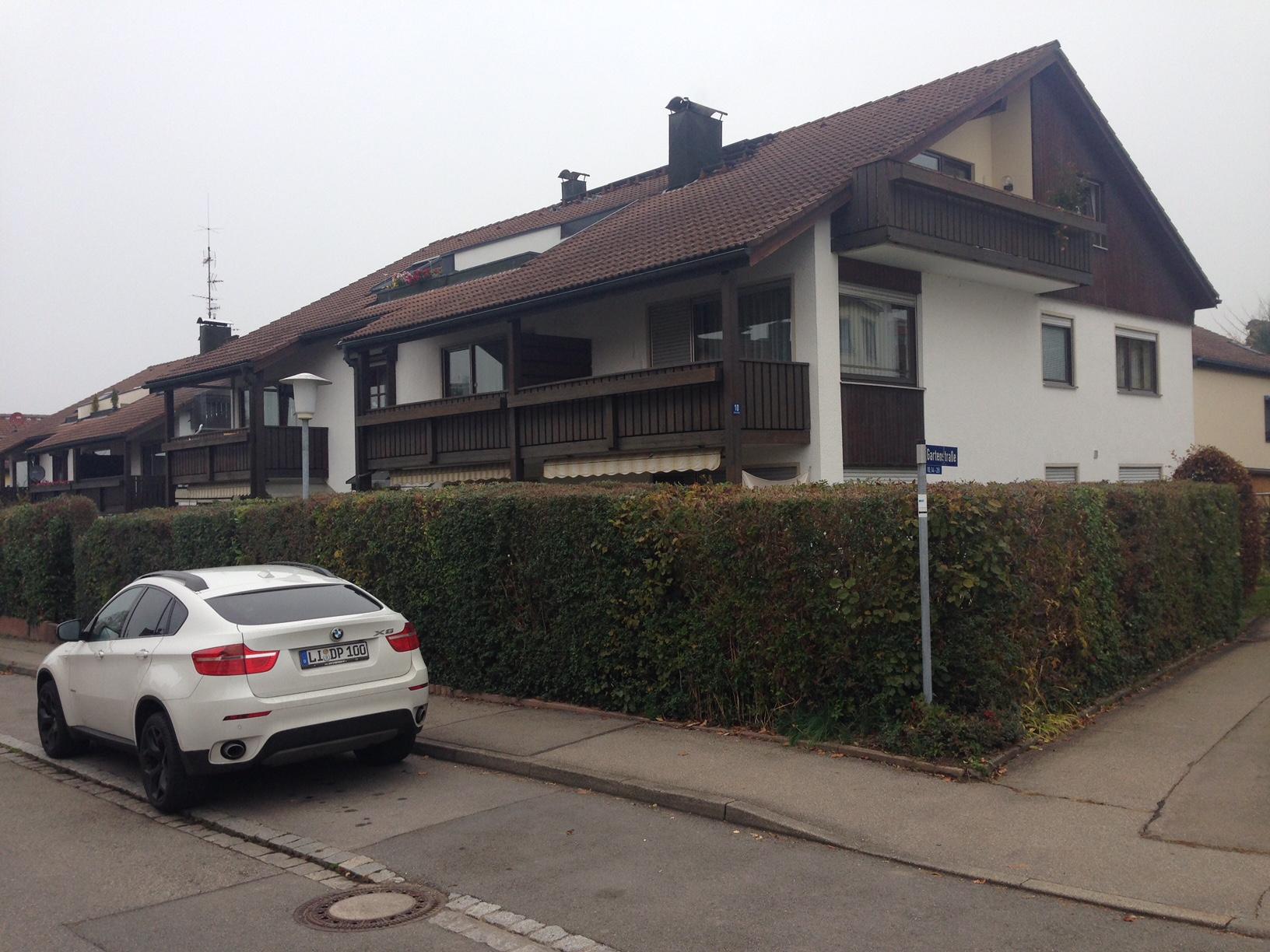 Attraktive 2,5 Zimmer Wohnung in Lindau Bodolz mit Terrasse und Gartenanteil in Bodolz
