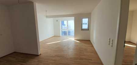 ...Erstbezug - geräumige 2-Zimmer-Wohnung mit EBK und großem Balkon... in Mühldorf am Inn