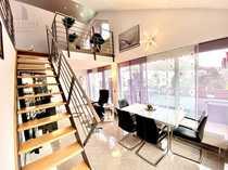 sonnige Maisonette-Wohnung mit großzügiger Dachterrasse