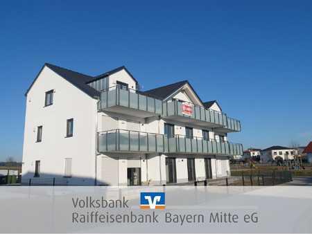 Neubau Erstbezug in Gaimersheim -provisionsfrei für den Mieter- in Gaimersheim