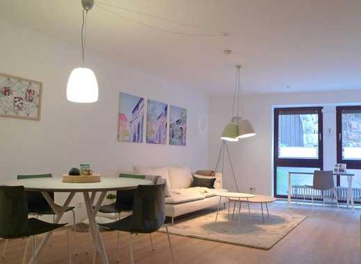 Modern möbliertes & ruhiges 2-Zi.-Apartment in bester Innenstadtlage