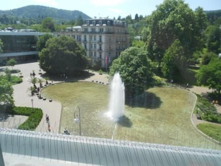 Ausblick auf den Augustaplatz