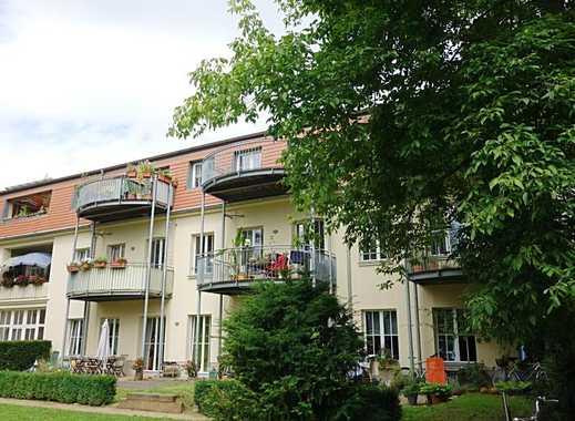 """""""Palais Nouveau"""": Exclusive Dachgeschoss-Wohnung mit großem Süd-Balkon zur Gartenseite"""