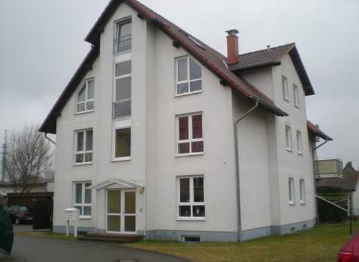 Attraktive 2-Zimmerwohnung mit Balkon im Gartensteig 1 zu vermieten