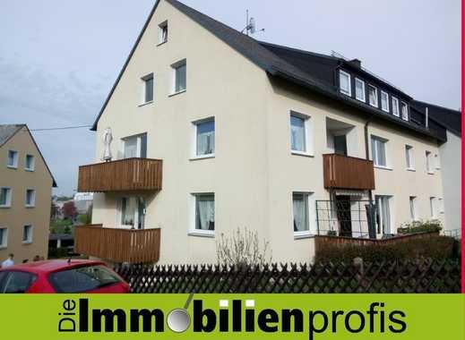 3-Zimmer-Dachgeschosswohnung - saniert - mit Gartennutzung in Konradsreuth