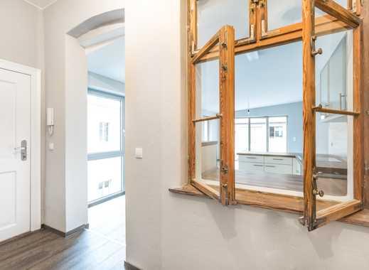 Kleinod nach Neugestaltung: stilvolle Wohnung mit hochwertiger EBK in Potsdam