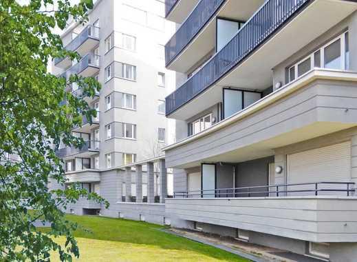 Frankfurt City-West Bockenheim: Urbaner Lebensraum - hochwertig ausgestattete 1 Zi. Wohnung + Balkon