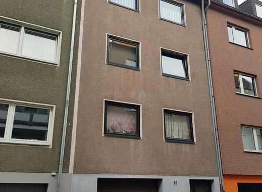 # Mehrfamilienhaus in einer ruhigen Seitenstrasse von Kalk #