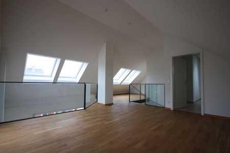 +++Großzügige Galeriewohnung/ca. 109,5 m² Wohn-u. Nutzfl./Dachterrasse/Aufzug/TG in Moosach+++ in Moosach