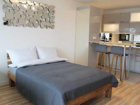 Möbliertes, luxuriöses Apartment mit Garten in München - Moosach in Moosach
