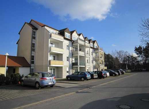 2-Raum-Wohnung mit stufenfreiem Zugang und Aufzug im Dresdner Norden (Medingen)!