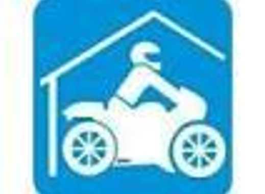 !!!Motorradstellplatz zu vermieten!!!
