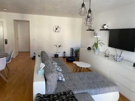 Wohnbau Angermair, traumhafte 2 Zimmerwohnung mit Küche und großem Westbalkon am Südpark Sendling in Sendling-Westpark (München)