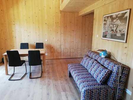 1,5 Zimmer-Galerie-Wohnung im Holzhaus mit Balkon -  bei Otterfing in Dietramszell