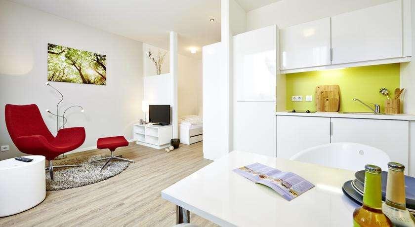Schöne, geräumige ein Zimmer Wohnung in Nürnberg, Marienvorstadt