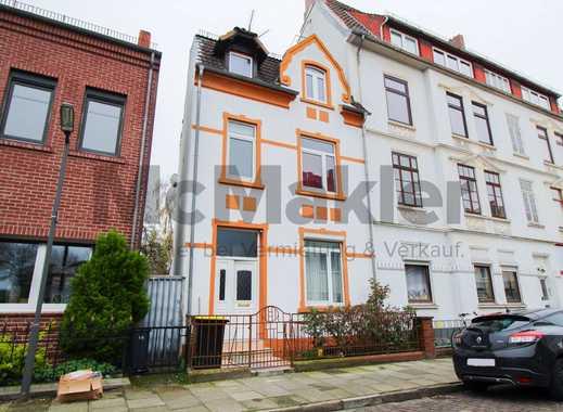 (Teil-)Kapitalanlage: Wohnen und Vermieten in MFH mit 3 WE +++ Gestaltungspotenzial