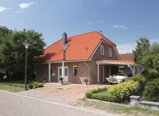 BODENWERDER OT HALLE! Neues Einfamilienhaus in ruhiger & guter Wohnlage auf riesigem Grundstück!
