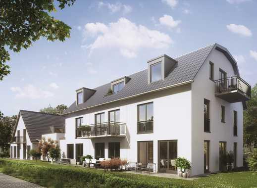 IN AUBING   Zentral gelegene Reihenhäuser und Doppelhaushälfen in gehobener und moderner Ausstattung