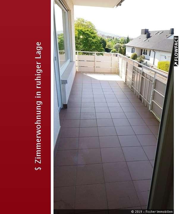 4 Zimmerwohnung mit 2 Balkonen( 2 Schlafzimmer) in bester Lage