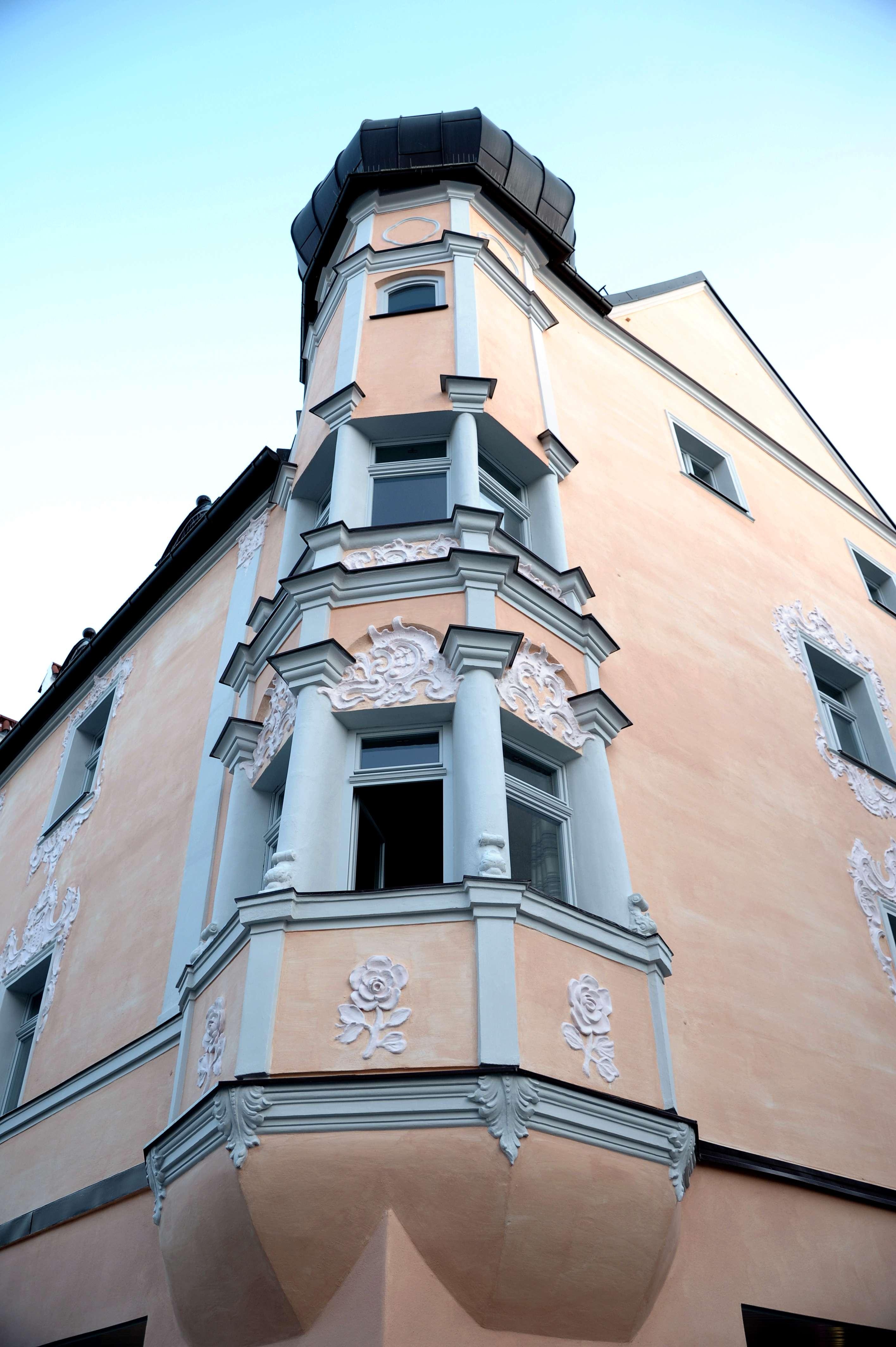 Schöne 2-Zimmer-Wohnung in Bestlage am Straubinger Ludwigsplatz in