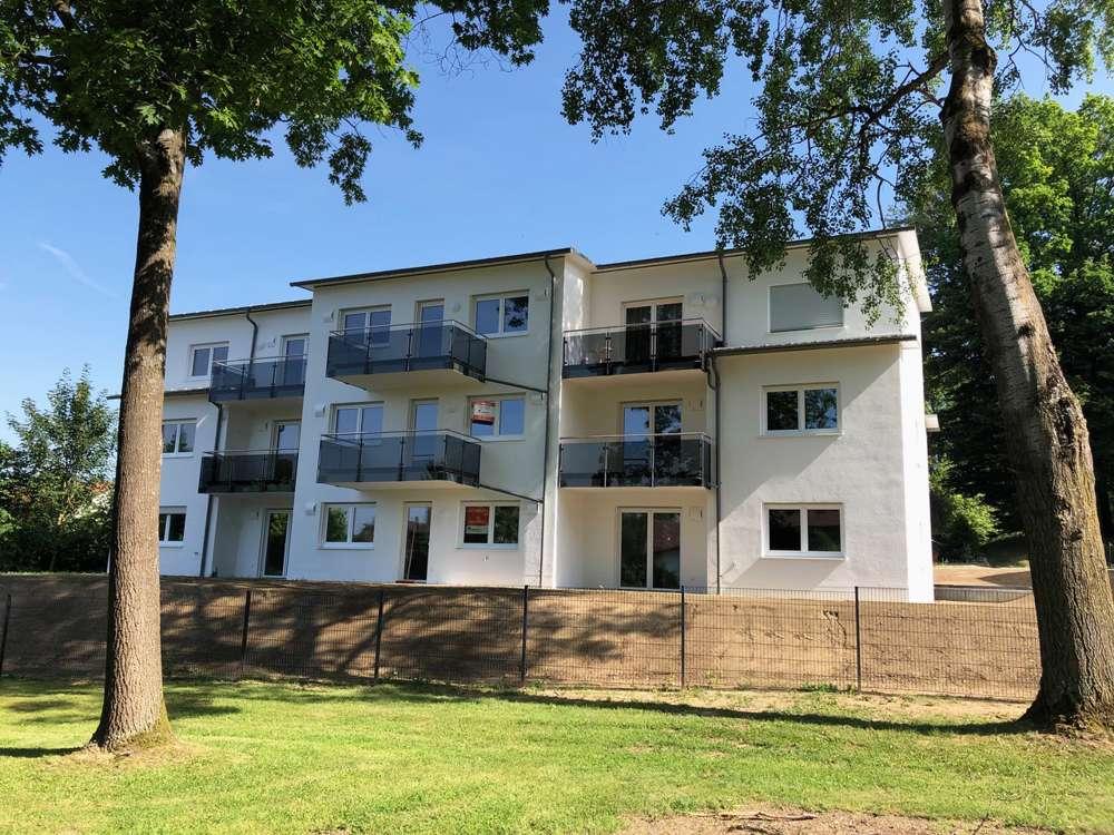 Ihre neue Adresse: Neubauwohnungen mitten im herrlichen Wohnpark von Aidenbach