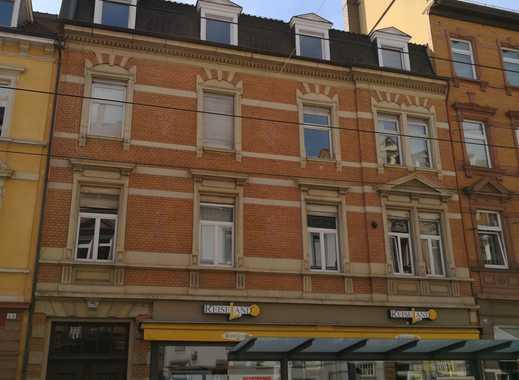 Ideal für eine junge Familie, 4-Zimmer-DG-Wohnung ohne Balkon